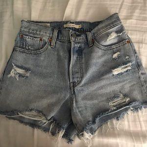Levi Wedgie Shorts